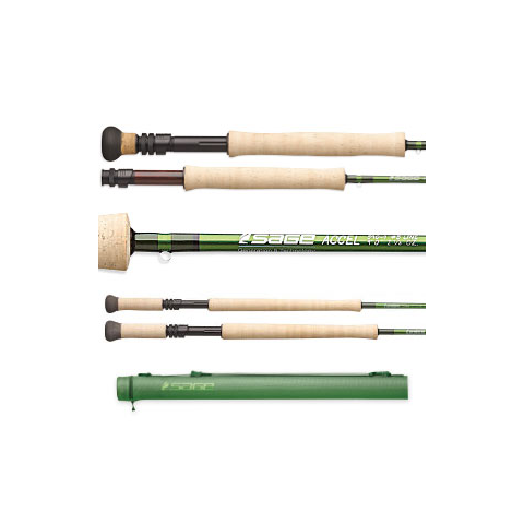 SAGE Accel Switch & Spey Rods