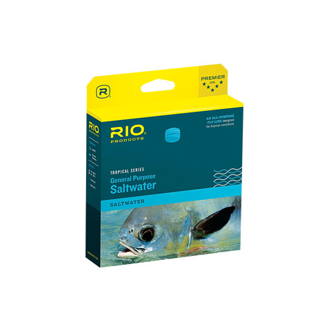 rio RIO TROPICAL General Purpose Saltwater Intermediate Fly Line