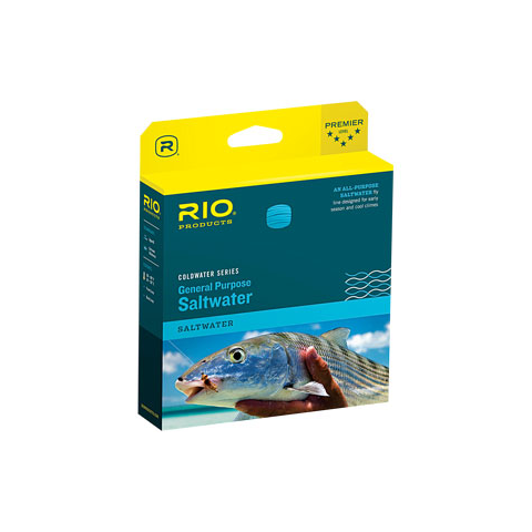 RIO Coldwater General Purpose Saltwater Floating Fly Line