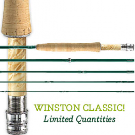 rl winston WINSTON LT-Series 5-Piece Fly Rods
