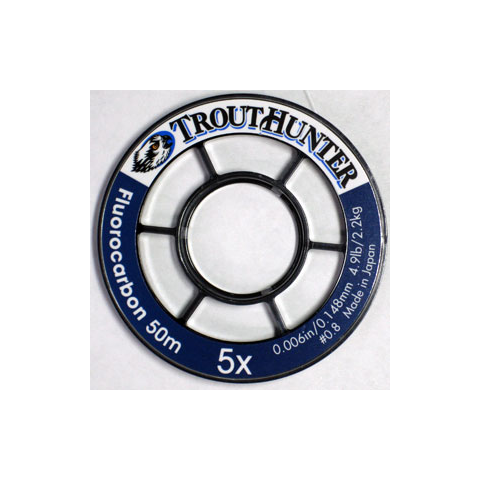 trout hunter TROUT HUNTER Fluorocarbon Tippet Material