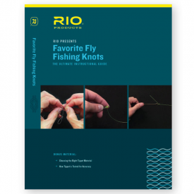 RIO's Favorite Fly Fishing Knots