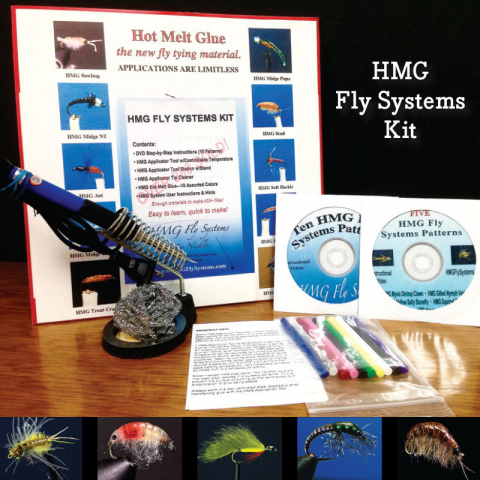 HMG Fly Systems Kit
