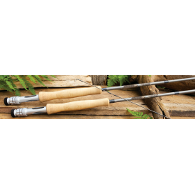 St. Croix ST. CROIX Kelly Galloup 'Bank Robber' Fly Rods