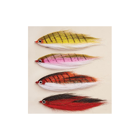 Feather craft feather craft articulated cf baitfish for Feathercraft fly fishing