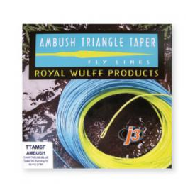 royal wulff WULFF Ambush Fly Line