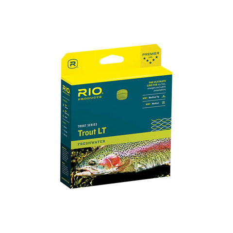 RIO TROUT LT Double Taper Fly Line