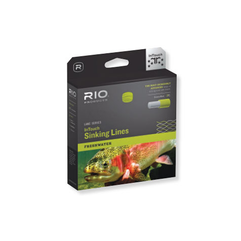 RIO 'IN TOUCH' DEEP 5 DC Fly Line