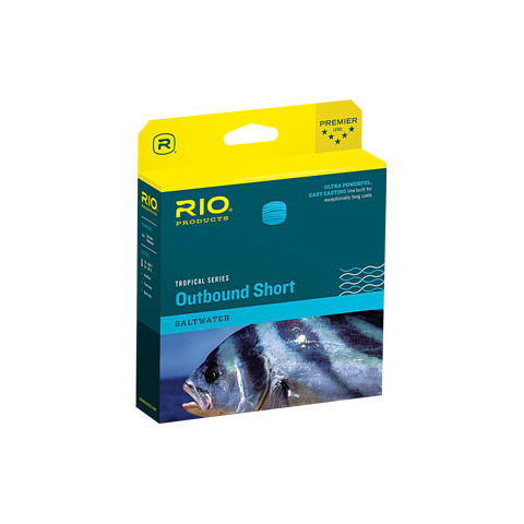 RIO TROPICAL OUTBOUND SHORT Floating/30ft Intermediate Tip Fly Line