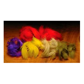 feather-craft Dyed Mallard Flank