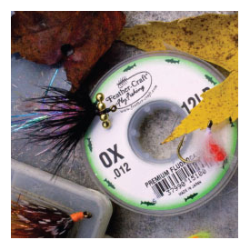 feather-craft FEATHER-CRAFT Premium Fluorocarbon Tippet Material