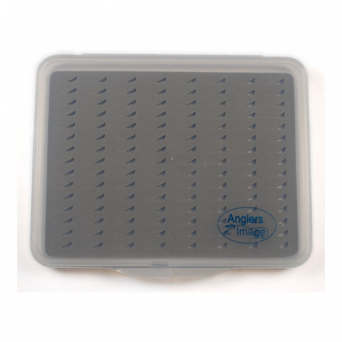 Ultra-Slim Slit Foam Fly Box  MEDIUM