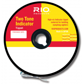 rio RIO Two-Tone Indicator Tippet Material