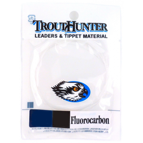TroutHunter Fluorocarbon Trout Leader 9/' 5X