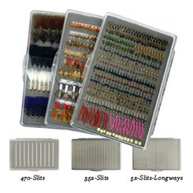 Magnum Ultra Clear Fly Boxes