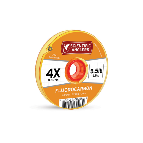 scientific anglers SCIENTIFIC ANGLERS Fluorocarbon Tippet Material