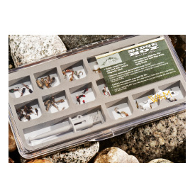 MIDGE FLY BOX with Fly-Pik Tool