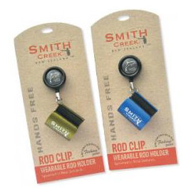 smith creek SMITH CREEK Rod Clip