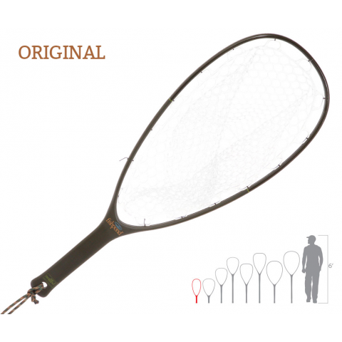 fishpond FISHPOND Nomad Native Landing Net