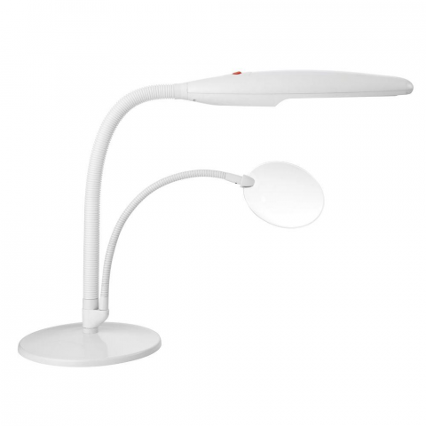 Daylight DAYLIGHT Lamp With Magnifier