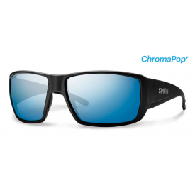 smith optics SMITH Guides Choice with ChromaPop Plus Blue Mirror Lens