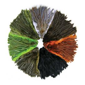 Tanned Canadian Pine Squirrel 1/2 Hide - Stripped