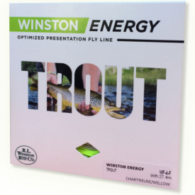 rl winston WINSTON Energy 'Trout' Fly Line