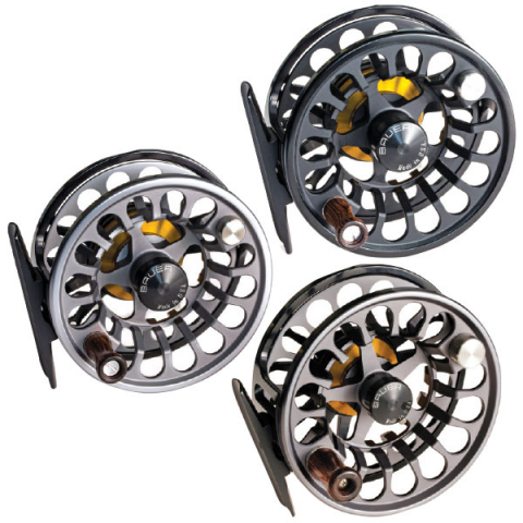 Bauer BAUER RX Rogue Extreme Large-Arbor Fly Reels