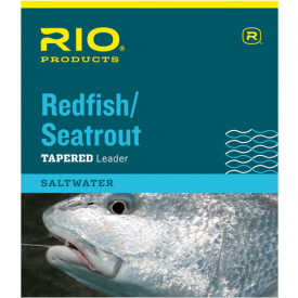 rio RIO Knotless Redfish/Seatrout 9-Foot Tapered Leaders