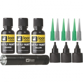 loon LOON UV Fly Paint Kit