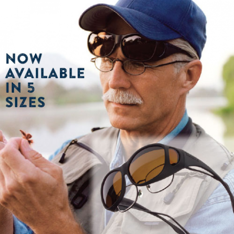 Cocoons COCOONS Fit-Over Polarized Sun Glasses