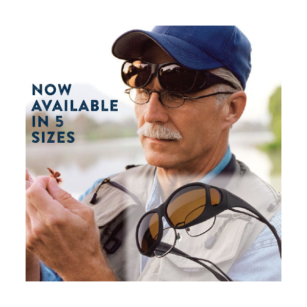 fa6b3efabd Cocoons COCOONS Fit-Over Polarized Sun Glasses