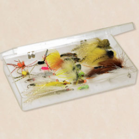 feather-craft FEATHER-CRAFT Warm Water Fly Selection