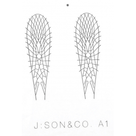j:son J:SON Adult Stonefly Wing Sheet Material