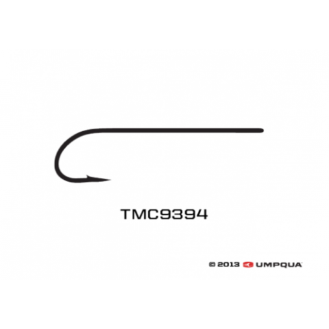 tiemco TMC 9394 Nickel Plated Heavy Wire Salt Water Streamer Hook