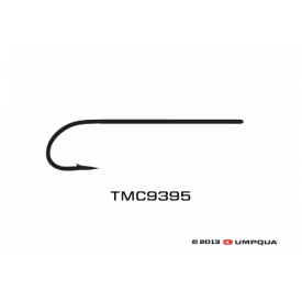 tiemco TMC 9395 Woolly Bugger Hook