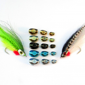 flymen fishing company Fish Skull Baitfish Heads