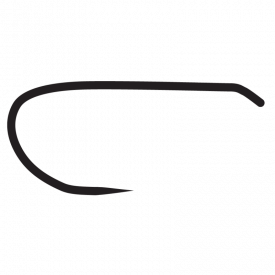 gamakatsu Gamakatsu R10-B Retainer Bend Barbless Hook