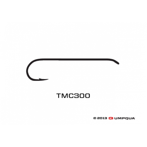 tiemco TMC 300 Streamer Hook