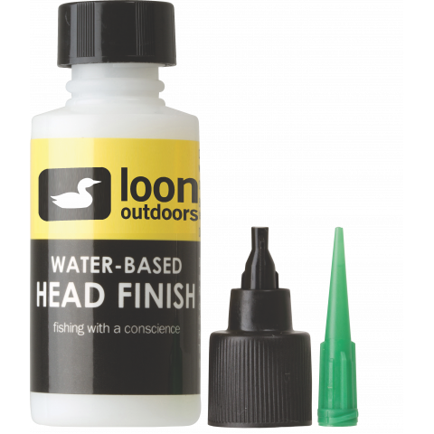 LOON Water Base Head Finish System
