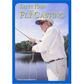 Lefty Kreh on Fly Casting DVD