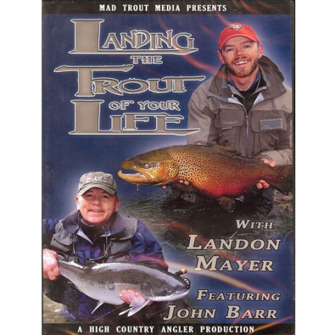 Landing the Trout of Your Life DVD