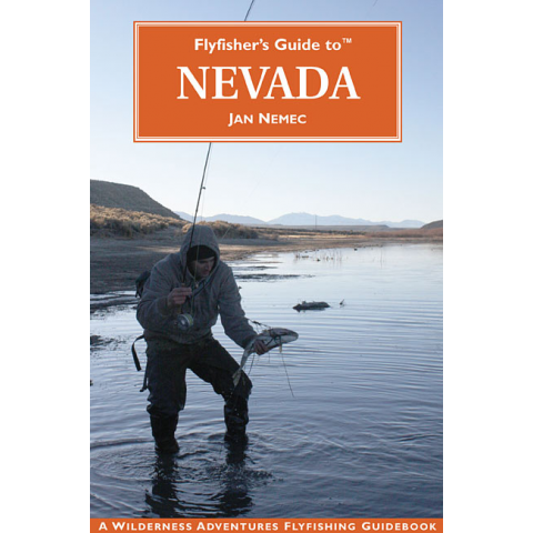Fly Fisher's Guide To Nevada