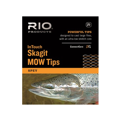 rio RIO IN-TOUCH MEDIUM SKAGIT MOW TIPS