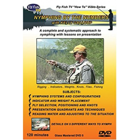 Nymphing by the Numbers DVD