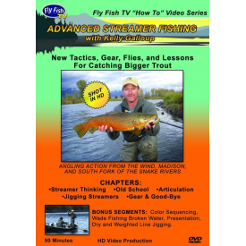 Advanced Streamer Fishing DVD