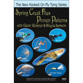 Spring Creek Flies: Proven Patterns DVD