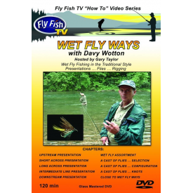 Wet Fly Ways DVD