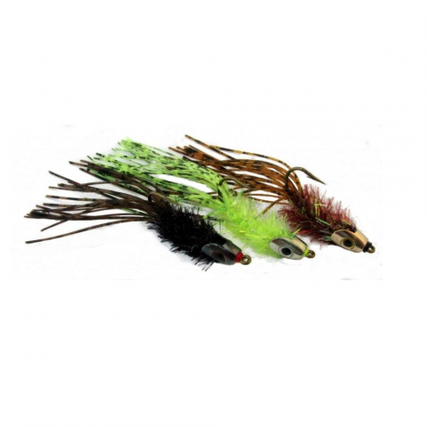 50% OFF! FLYMEN River Creature