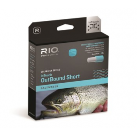 RIO IN TOUCH OUTBOUND SHORT COLD/SALTWATER Floating/Intermediate Sink Tip (1.5ips)